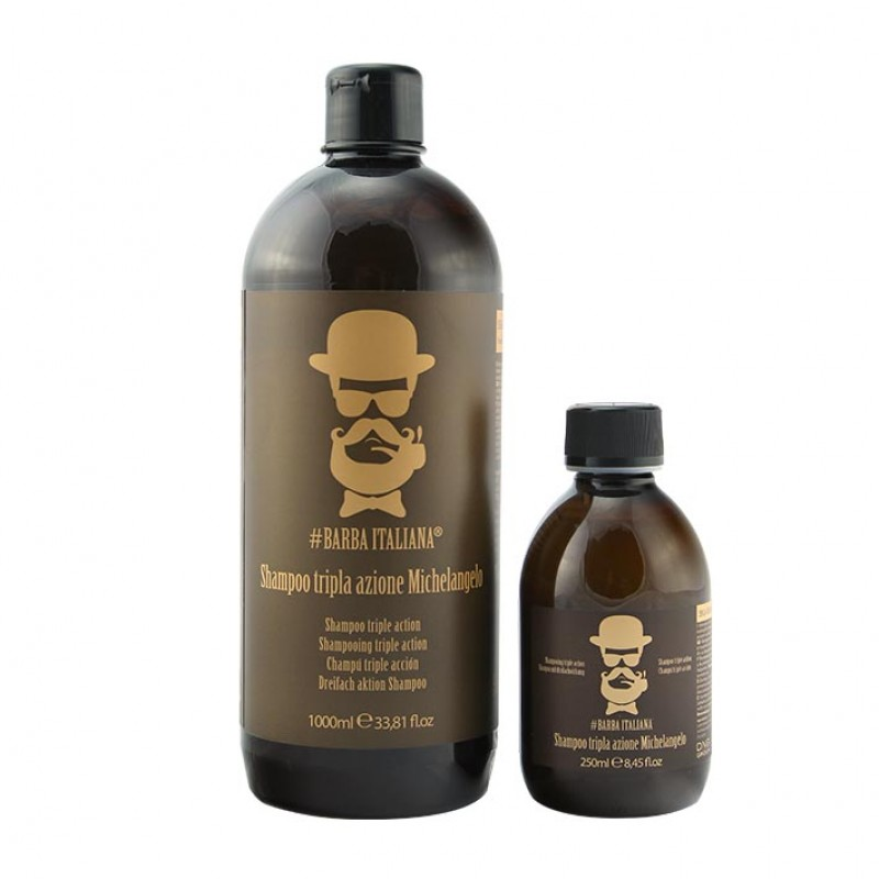 Michelangelo Shampoo -  Barba Italiana