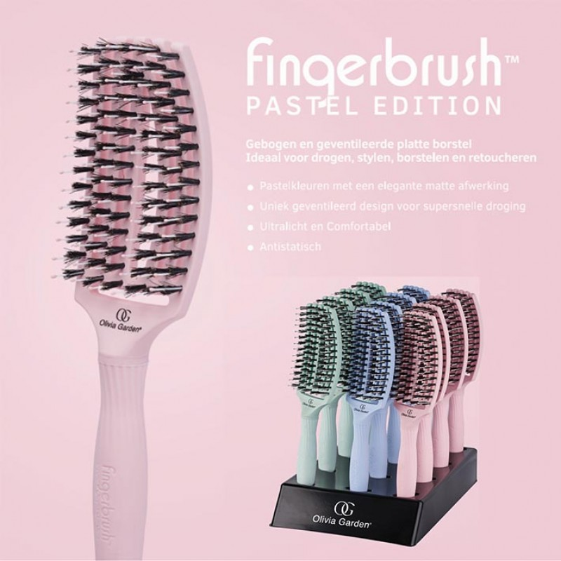 Fingerbrush Pastel Edition- Olivia Garden