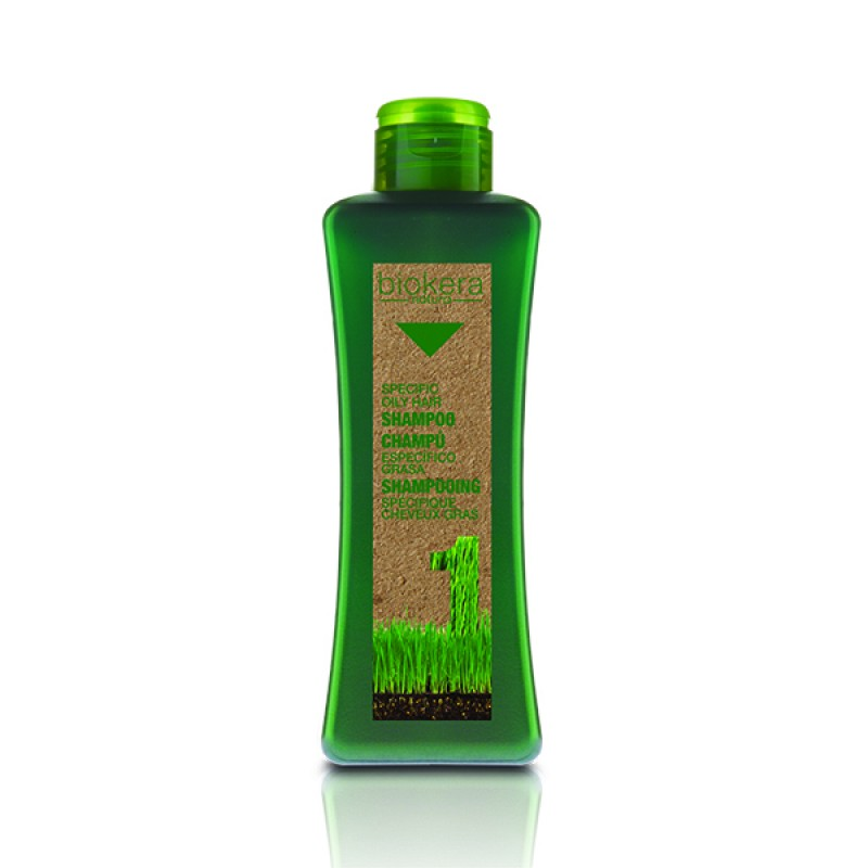 Biokera - Oily Hair Shampoo