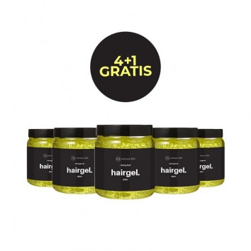 Hairgel 4+1 gratis - Profession 3000